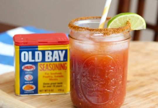 STIFF DRINKS: THE BLOODY MARY